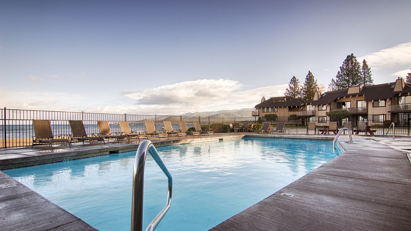Pool Tahoe Lakeshore Lodge & Spa