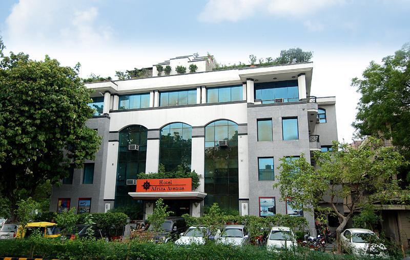 Africa Avenue Safdarjung - Hotel - 4
