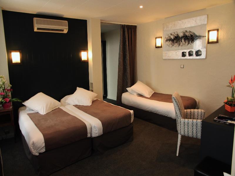 Room Inter-hotel Strasbourg Gare Le Bristol