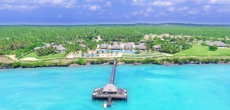 Дар-эс-Салам - Sea Cliff Resort and Spa Zanzibar