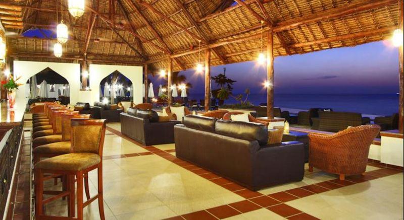 Bar Sea Cliff Resort And Spa Zanzibar