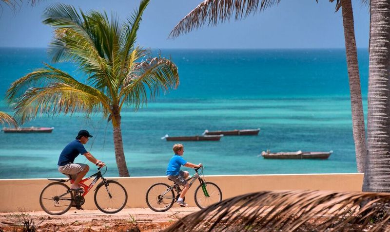 Sports and Entertainment Sea Cliff Resort And Spa Zanzibar