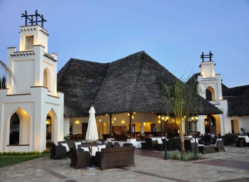 Lobby Sea Cliff Resort And Spa Zanzibar