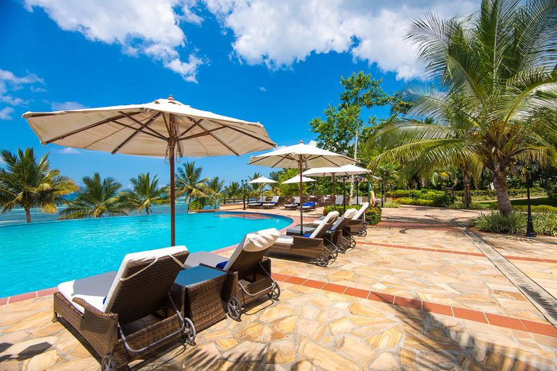 Pool Sea Cliff Resort And Spa Zanzibar