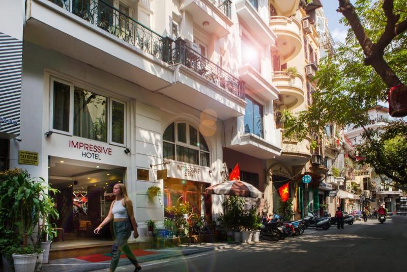 Hanoi Impressive - Hotel - 4