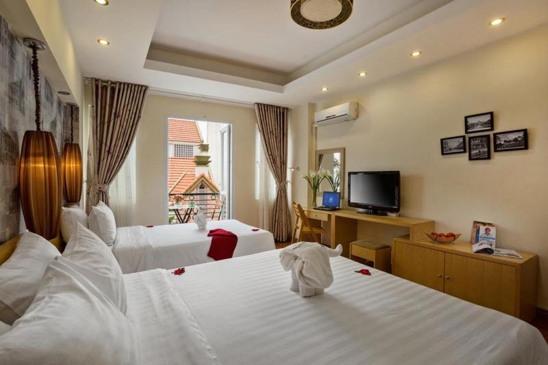 Hanoi Impressive - Room - 7