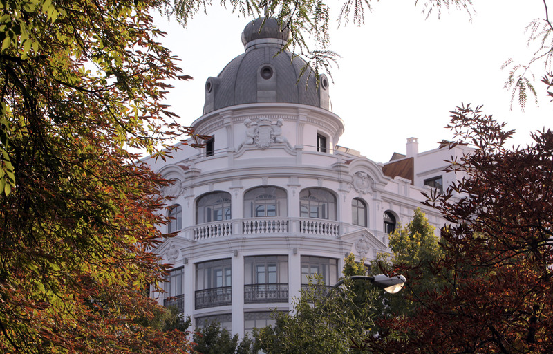 General view Petit Palace Savoy Alfonso Xii