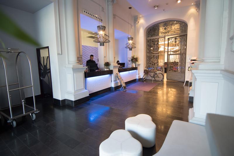 Lobby Petit Palace Savoy Alfonso Xii