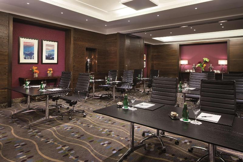 Conferences Fairmont Makkah Clock Royal Tower
