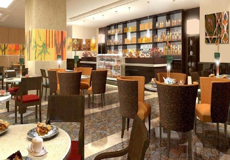 Restaurant Fairmont Makkah Clock Royal Tower