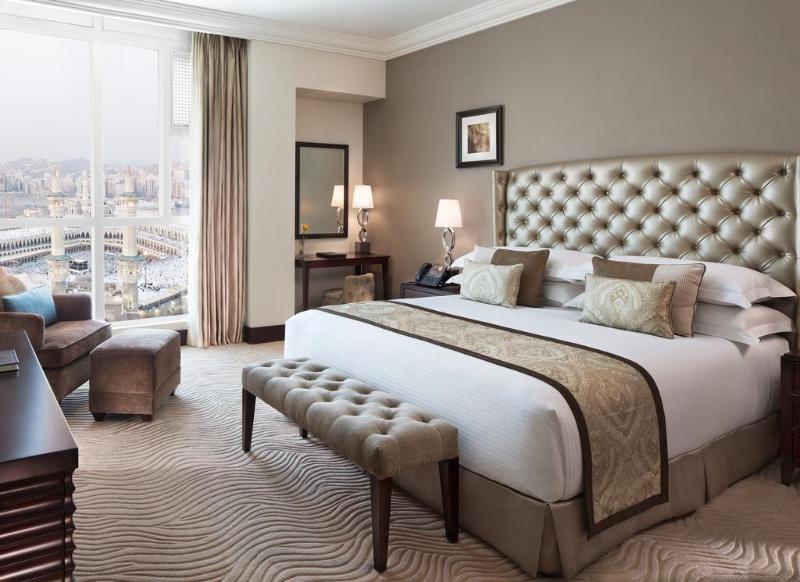 Room Fairmont Makkah Clock Royal Tower