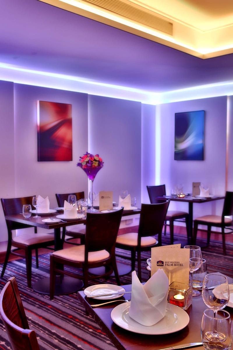 Restaurant Best Western Palm Hotel