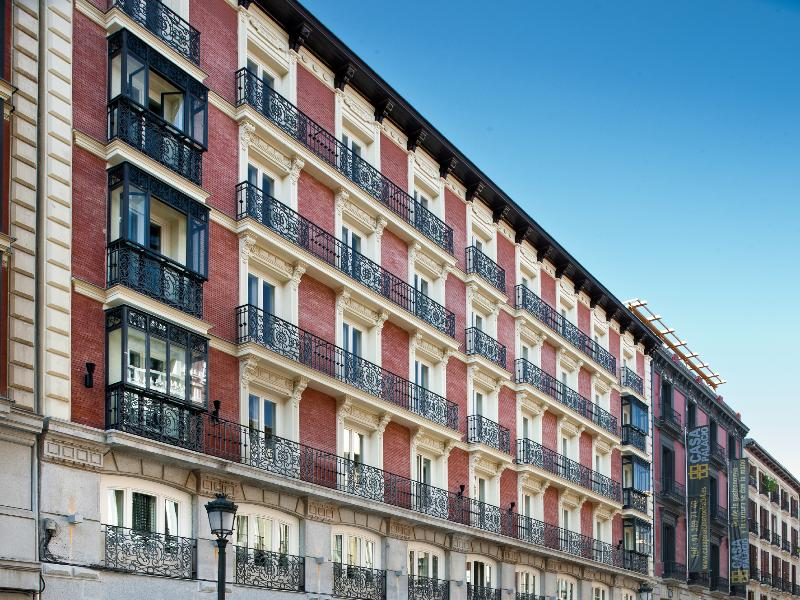 Catalonia plaza mayor hotel madrid cheap and budget for Hotel mayor madrid