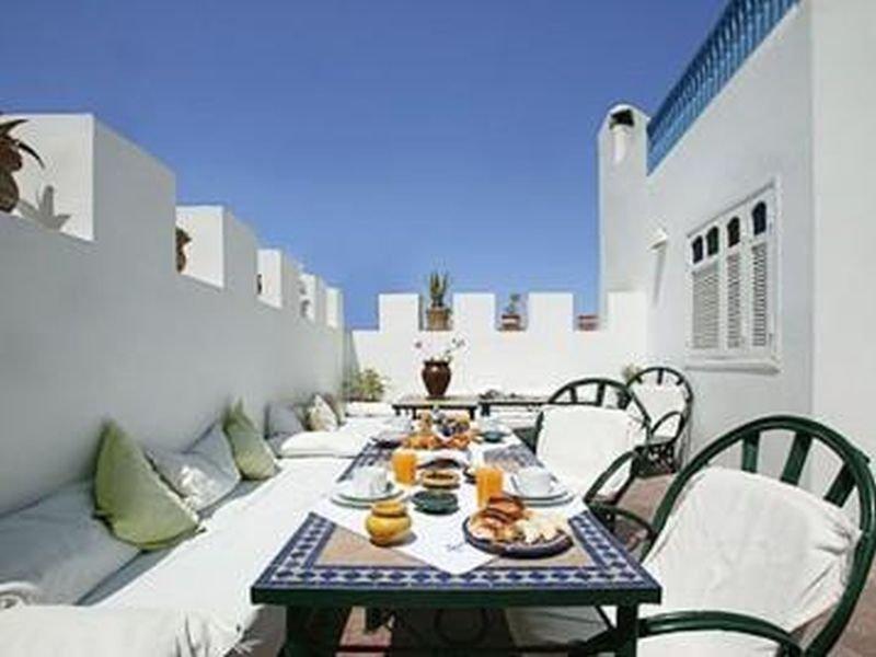 Riad Lalla Mogador - Terrace - 2