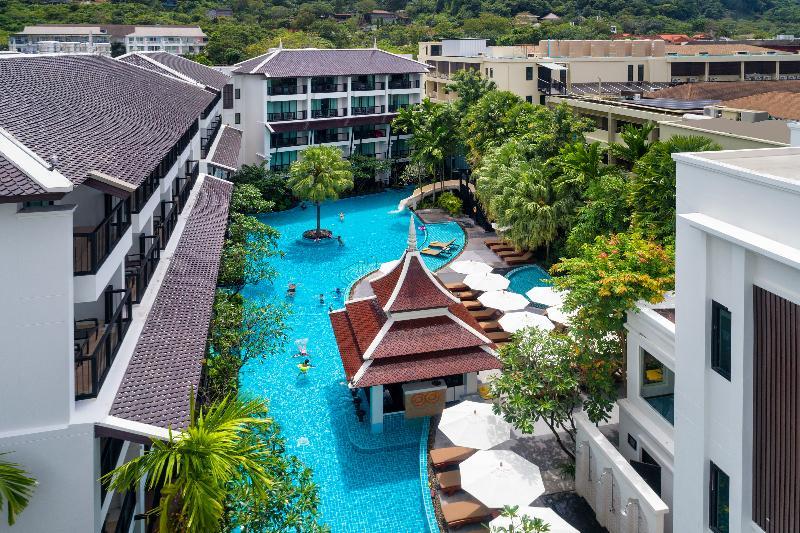 General view Centara Anda Dhevi Resort & Spa Krabi