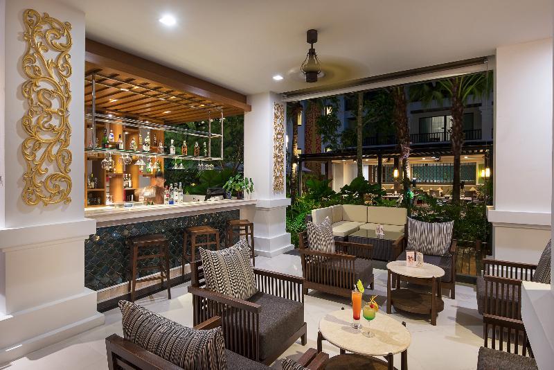 Bar Centara Anda Dhevi Resort & Spa Krabi