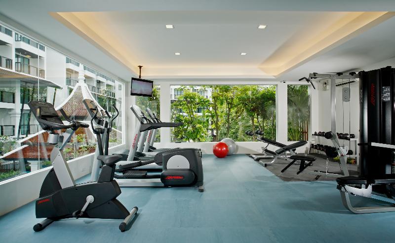 Sports and Entertainment Centara Anda Dhevi Resort & Spa Krabi