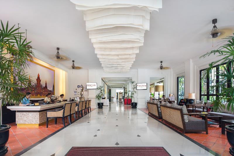 Lobby Centara Anda Dhevi Resort & Spa Krabi