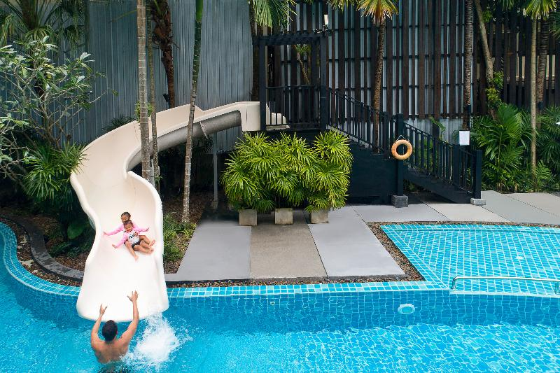 Pool Centara Anda Dhevi Resort & Spa Krabi