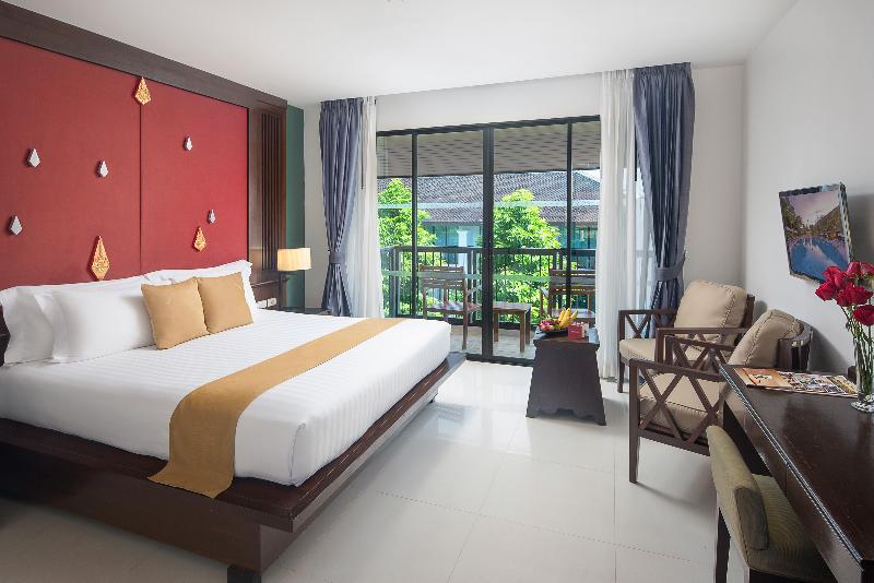 Room Centara Anda Dhevi Resort & Spa Krabi