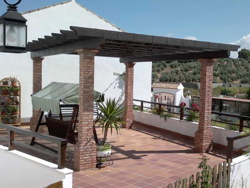 General view Via Verde Del Aceite Apartamentos Rurales