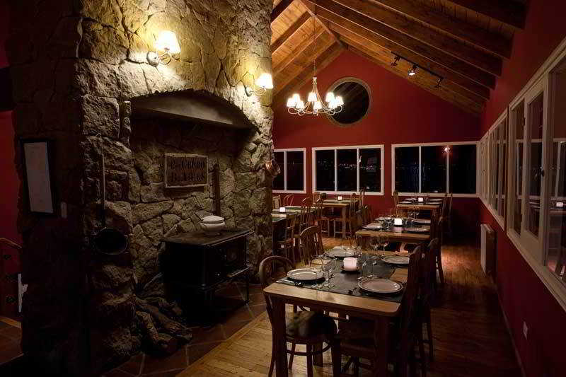 Restaurant Cauquenes De Nimez