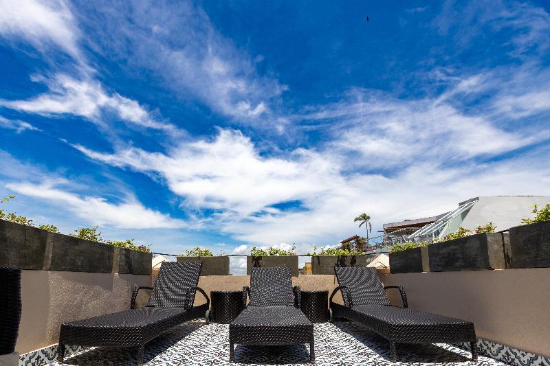 Terrace Casa Canabal Hotel Boutique