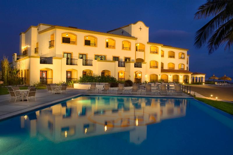 General view Estrella Del Mar Resort Mazatlan