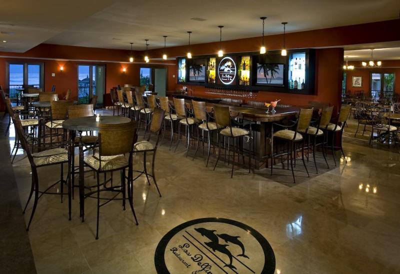 Bar Estrella Del Mar Resort Mazatlan