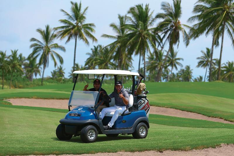 Sports and Entertainment Estrella Del Mar Resort Mazatlan