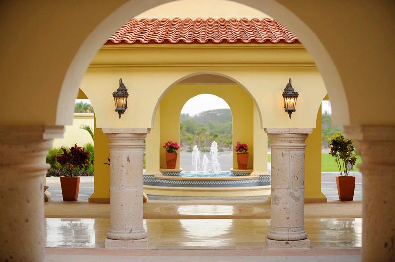 Lobby Estrella Del Mar Resort Mazatlan