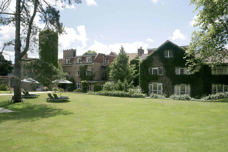 General view Longueville Manor