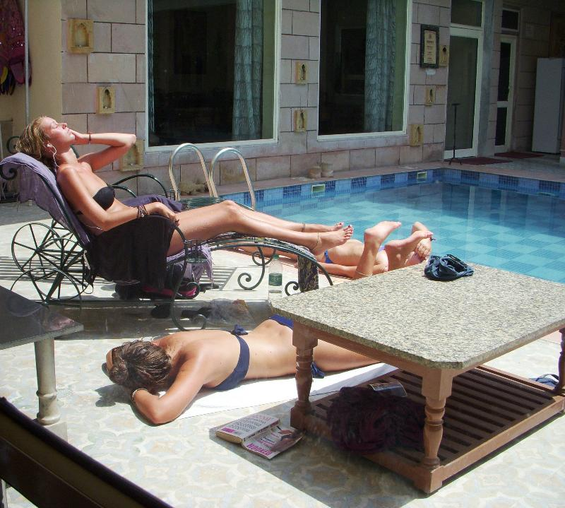 Pool Suryaa Villa (a Classic Heritage Hotel)