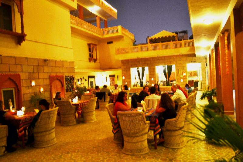 Restaurant Suryaa Villa (a Classic Heritage Hotel)