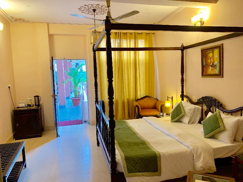 Room Suryaa Villa (a Classic Heritage Hotel)