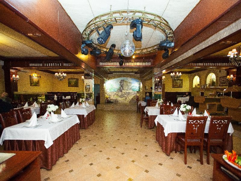 Restaurant Grand Hotel Uyut