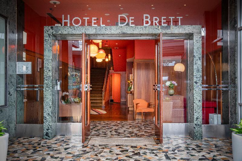 Hotel DeBrett - Hotel - 6