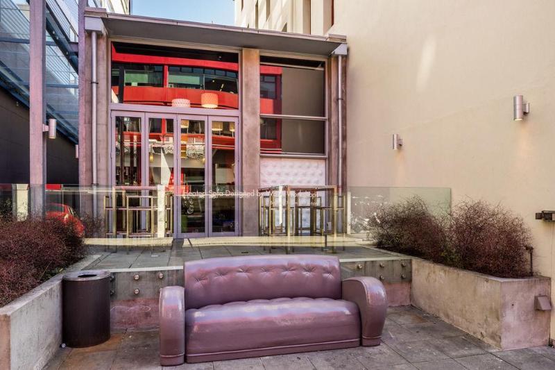 General view Comfort Hotel Wellington