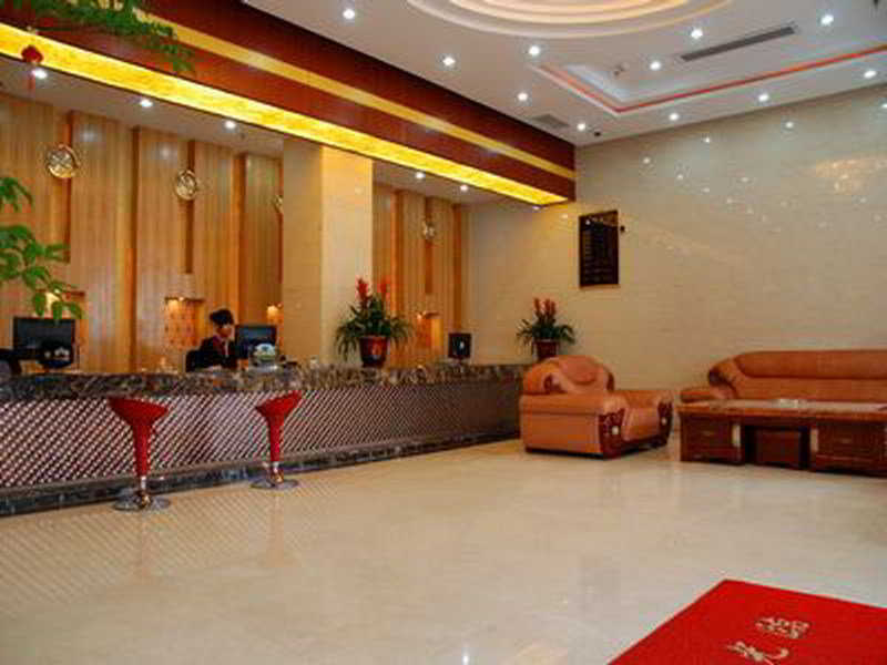 Lobby Ximala Business Jiahe Branch