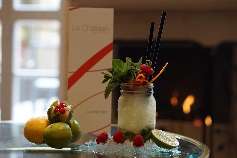 Bar Le Chatelain Hotel