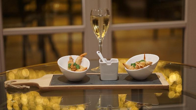 Restaurant Le Chatelain Hotel