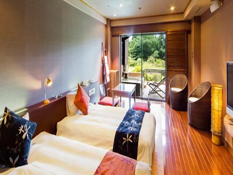 Green Plaza Hakone - Room - 7