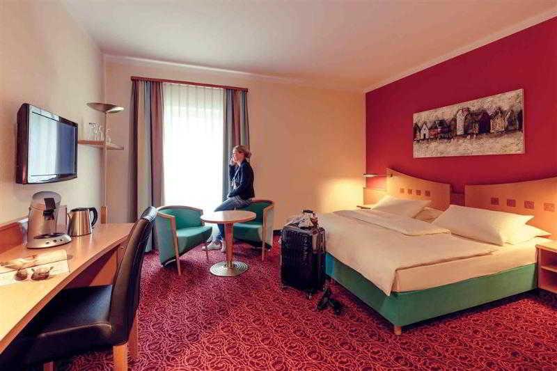 General view Mercure Hotel Ingolstadt