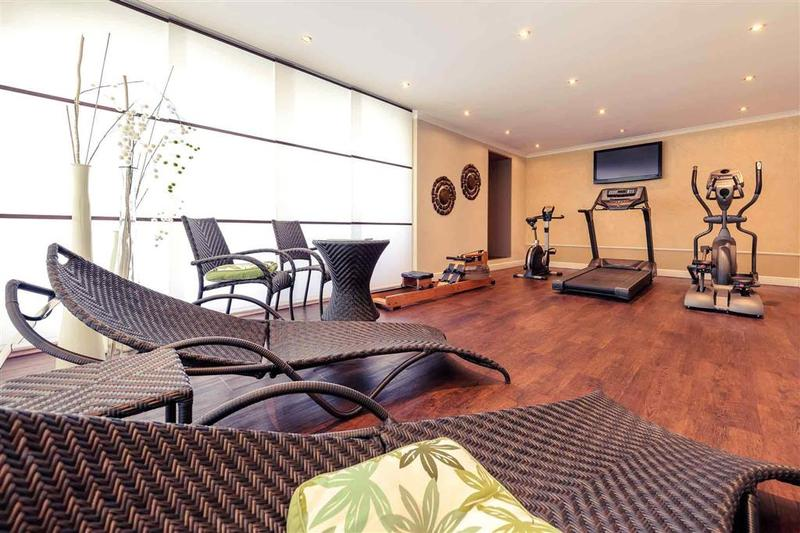 Sports and Entertainment Mercure Hotel Ingolstadt