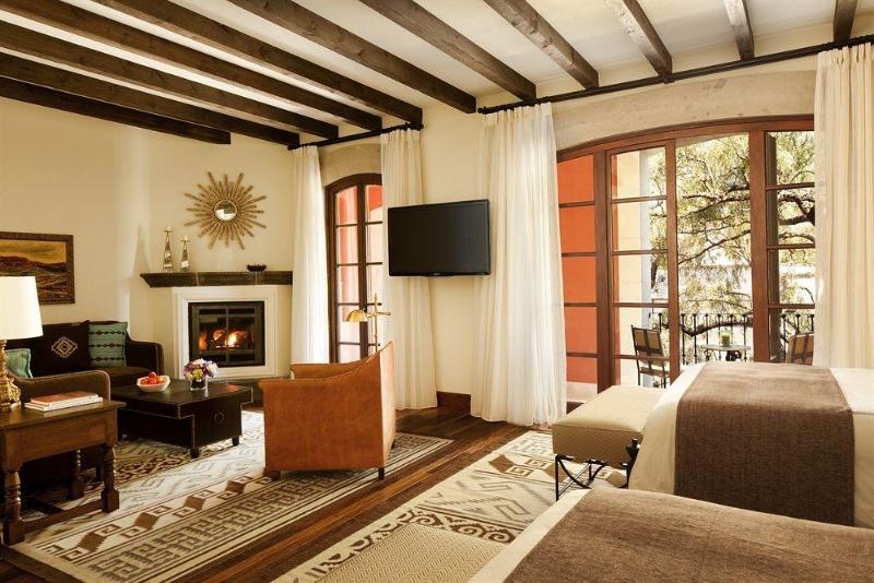 General view Rosewood San Miguel De Allende