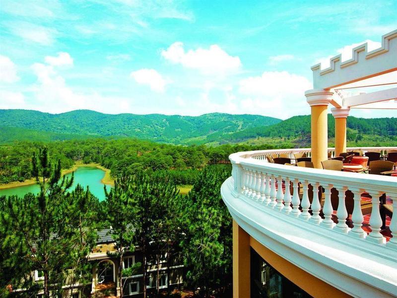 Dalat Eden Lake Resort & Spa - Hotel - 0