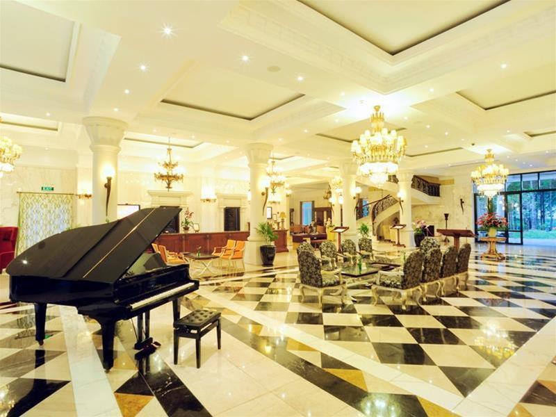 Dalat Eden Lake Resort & Spa - Hotel - 1