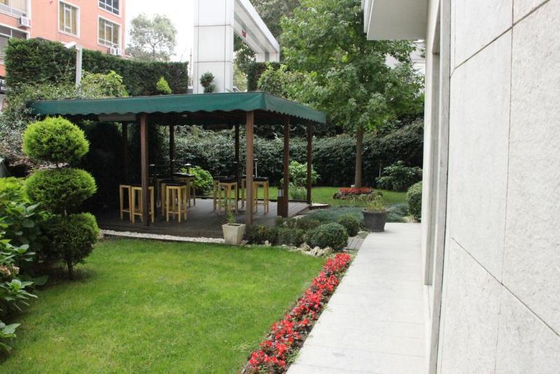 My City Otel Agaoglu - Terrace - 11