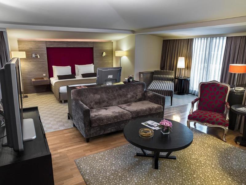 My City Otel Agaoglu - Room - 8