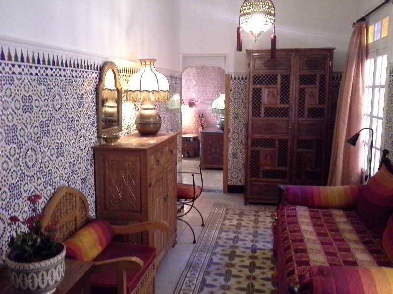 Riad Hotel Maison Arabo-Andalouse